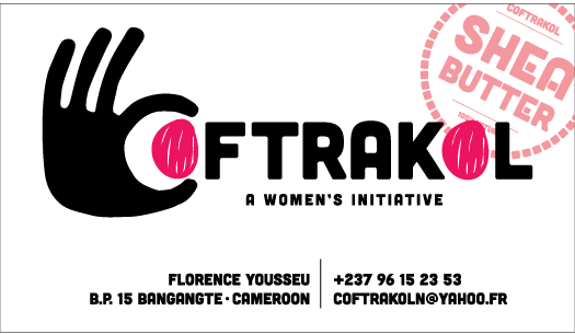 coftrakol business cards-front